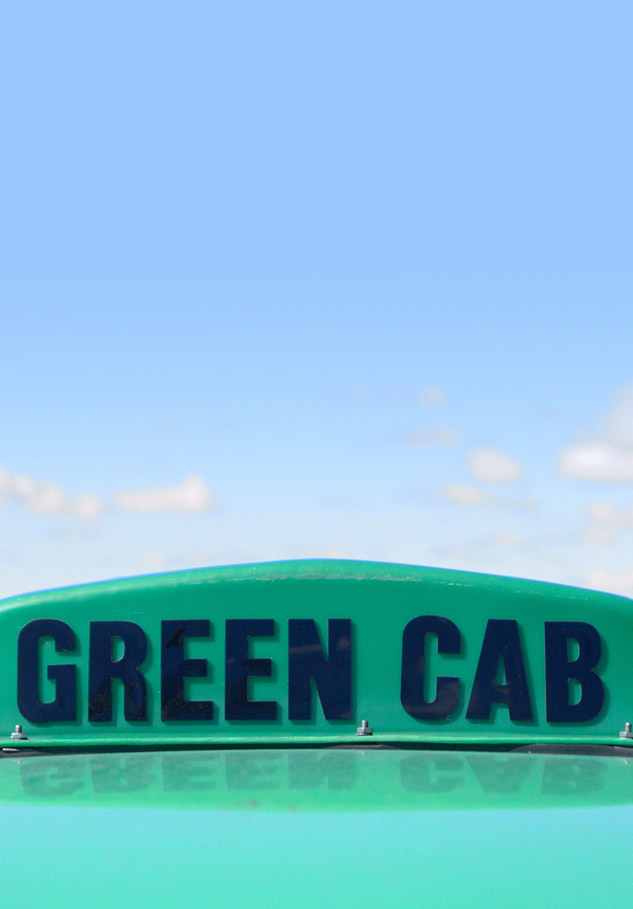 About Us - Green Cab VT
